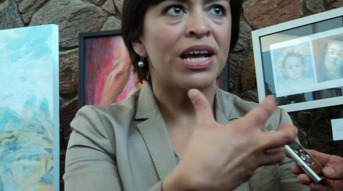Anabel Hernandez, The simple truth is Not yet been Uncovered