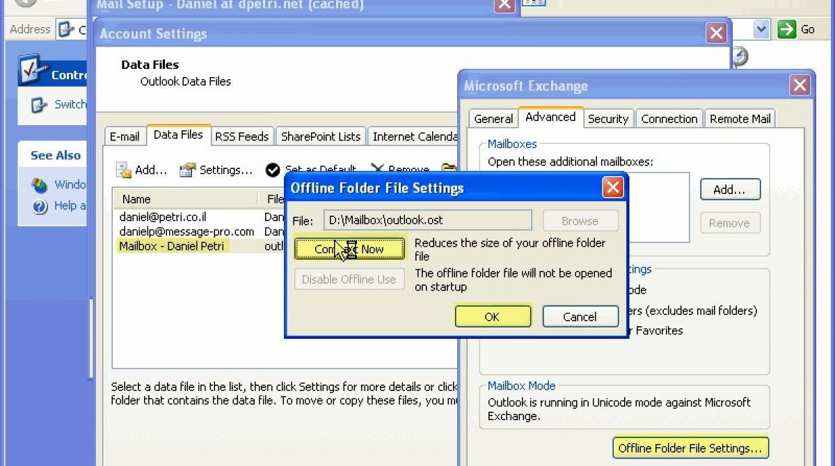 How you can Forward Outlook Email to a different Outlook Account