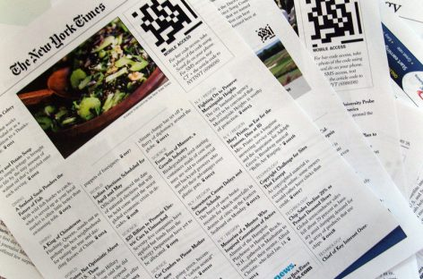 Survival From The Newspaper – On The Internet And Printed