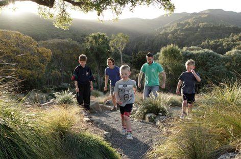 Enjoying Kid Friendly New Zealand