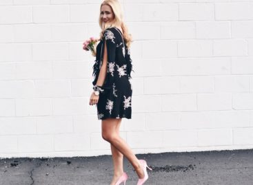 Cut out dresses with long sleeves